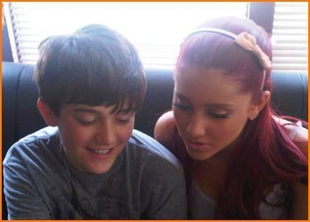 Greyson Chance Wants To Collaborate With Ariana Grande | Nickelodeon News | Greyson Chance Fans News | Scoop.it