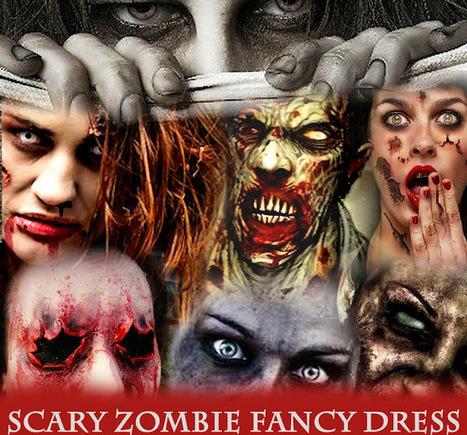 Best Halloween Costume Deals: Scary Zombie Fancy Dress | Fancy Teen Costumes and Ideas | Scoop.it