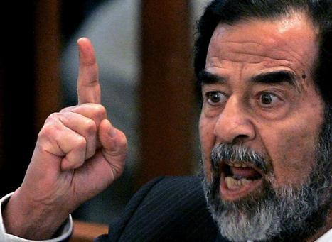 HS-analyysi: Isisin kauhujen kalifaatille valettiin perusta jo Saddamin kaudella   Historia   Scoop.it