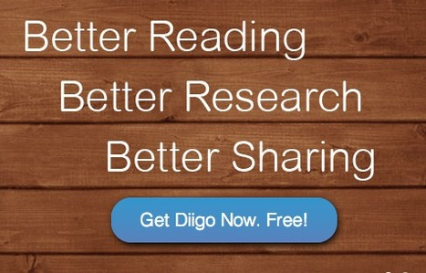 Diigo - Better reading and research with annotation, highlighter, sticky notes, archiving, bookmarking & more. | Free Apps for Busy Educators | Scoop.it