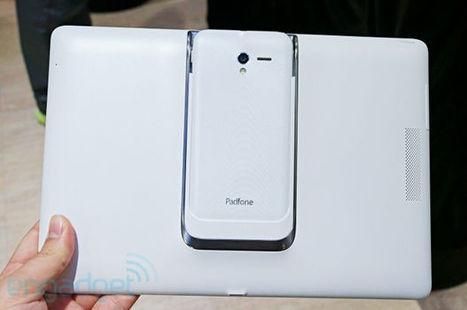 ASUS 在台发表PadFone 2 白色款,12/1 开始预购 | News about technology | Scoop.it