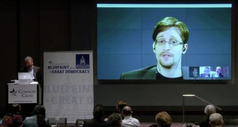 Snowden: FBI's claim that it requires Apple's help to unlock iPhone is 'bullshit'   Web & Media   Scoop.it