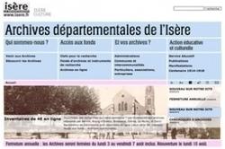 Isère : les fiches matricules militaires jusqu'en 1921 | Rhit Genealogie | Scoop.it