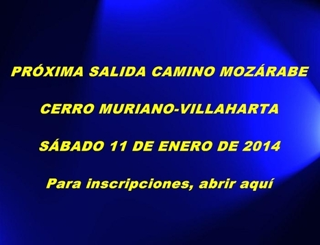 Asociacion Amigos del Camino Mozarabe | Camino Mozarabe - Via de la Plata | Scoop.it