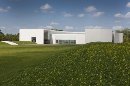 [Herning, Denmark]  Center of the Arts / Steven Holl Architects | The Architecture of the City | Scoop.it