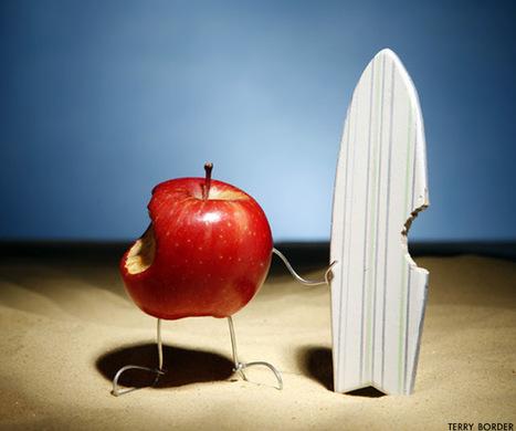 Bent Objects: Nesne Bükücüsü | Minimal Art: Sadelik, Zeka ve Mizah. | Scoop.it