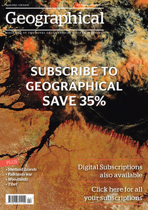 Magazine / Geographical | A Geography Scrapbook | Scoop.it