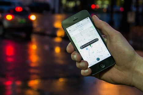 Uber's European woes continue as service gets banned in Germany (again) | Peer2Politics | Scoop.it