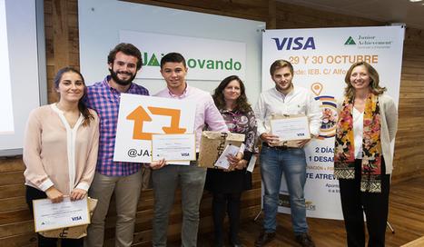 Jóvenes emprendedores diseñan ideas innovadoras para crear la banca del futuro | EmprendeT | Scoop.it