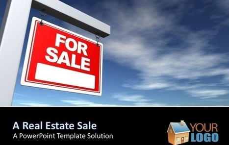 Make Real Estate Presentations With Real Estate PowerPoint Template | PowerPoint Presentation | Buy Cash Home | Scoop.it