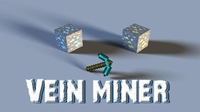 Vein Miner Mod 1.7.2/1.7.4 | idek | Scoop.it