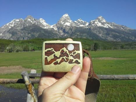 Behold, the Tetons! | adventures in freelance writing | Scoop.it