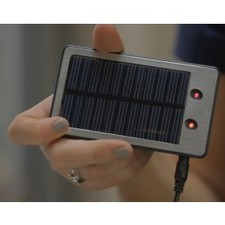 Solar Phone Charger - Solar Boost | Cool Christmas Gifts | Scoop.it