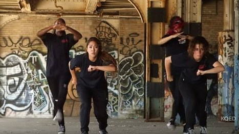 ARTIST: Can Gender Roles Be Redefined Through Street Dance? | PASSIONS | Scoop.it