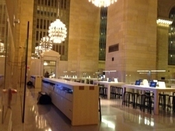Apple Store in Grand Central Terminal opens Friday | Entrepreneurship, Innovation | Scoop.it