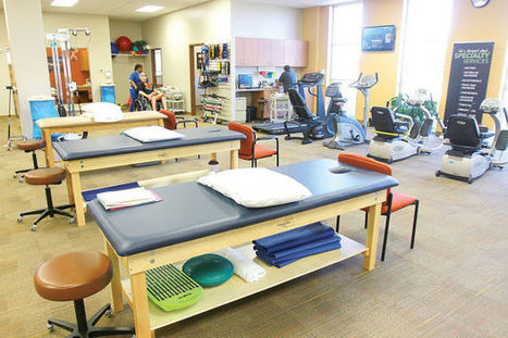 Genesis physical therapy, sports medicine clinic opens in Davenport - Quad City Times   Sports Physical Therapy and Rehabilitation   Scoop.it