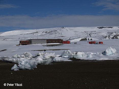 Une nouvelle expédition de chercheurs tchèques en Antarctique | Mes passions natures | Scoop.it