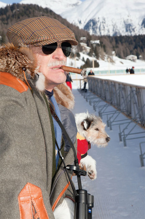 POSH SNOW - Photography by Martin Parr - Vice Magazine | Photographic | Scoop.it