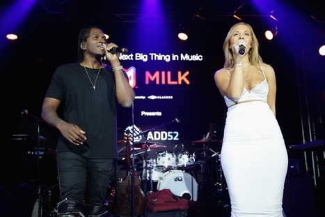 Q-Tip, Pusha T, Miguel & More Perform At ADD52 Launch [Photos] | ADD52 and Milk Music | Scoop.it