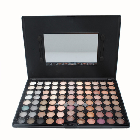 88 Colors Makeup Eyeshadow Palette Set Kit Free Shipping! - US$14.45 | The Beauty Brigade's - Beauty Scoop! | Scoop.it