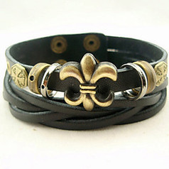 Women's Vintage Punk Linen Layered Flower Bracelet | Product We Love | Scoop.it
