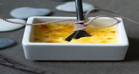 Crèmes brûlées au miel - Essyndic.com | Cuisine, Recettes et art culinaire | Scoop.it