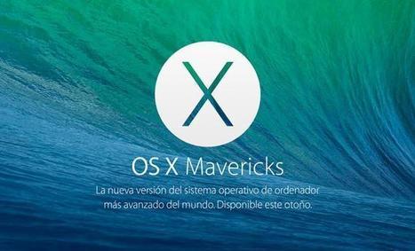 Apple lanza la cuarta beta de OS X Mavericks | Uso inteligente de las herramientas TIC | Scoop.it