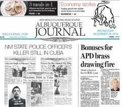 Dog fatally shot by Las Cruces police officer - ABQ Journal | Cops Shooting Dogs | Scoop.it