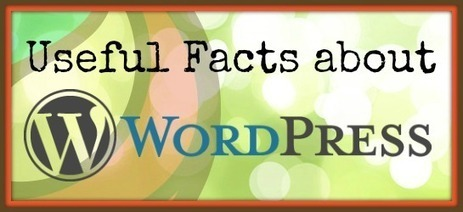 Useful Facts About WordPress - Business 2 Community | Web Design | Scoop.it