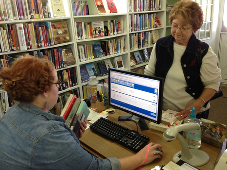 Turning A Page Inside A Rural One-Room Library | Library Watch | Scoop.it