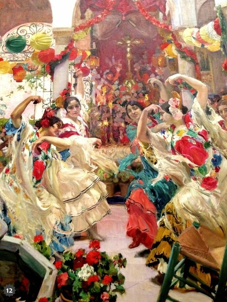 Where to See Stunning Spanish Art in New York City | Edu's stuff | Scoop.it