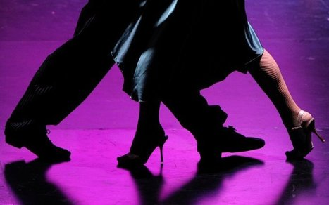 Iran's Becoming a Footloose Nation as Dance Lessons Spread | enjoy yourself | Scoop.it