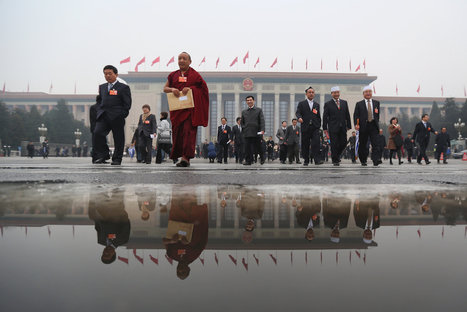China's Non-Communist Parties Lend an Air of Pluralism | China Current Events | Scoop.it
