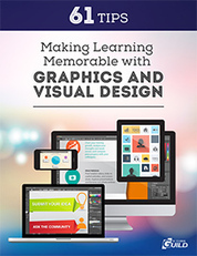 The eLearning Guild : 61 Tips for Making Learning Memorable with Graphics and Visual Design : Publications Library | Media Education | Scoop.it