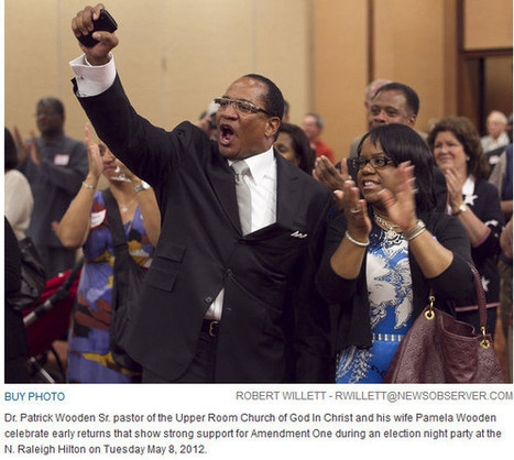 Liberal Compares Black Pastors to Criminals for Opposing Gay Rights - Eagle Rising | Gender, Religion, & Politics | Scoop.it
