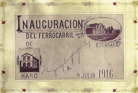 100 años del Haro-Ezcaray