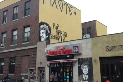 Brooklyn muralist immortalizes Internet martyrs | Arte Pubblica | Scoop.it