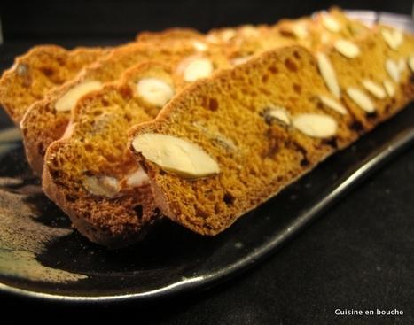 Cuisine en bouche: Biscotti | Cook | Scoop.it