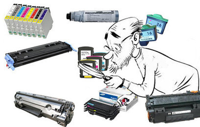 THE MOST POPULAR HP PRINTER CARTRIDGES ARE... | Printer Cartridges | Scoop.it