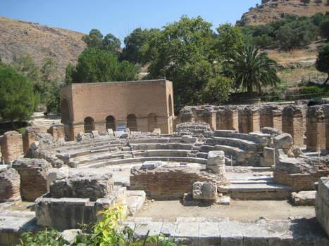 Archaeological Site of Gortyn:Gortyn Inscription   #Crete Island Adventure   Scoop.it