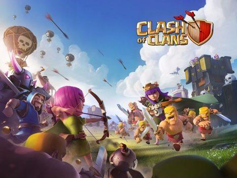 Best Clash of Clans Wallpaper | Design Company | Scoop.it