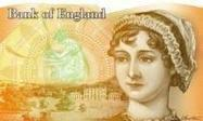 Jane Austen to appear on £10 note | Books and Reading | Scoop.it