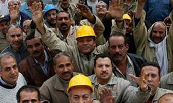 Egyptian workers to press for revolution's demands on Labour Day - Ahram Online   real utopias   Scoop.it