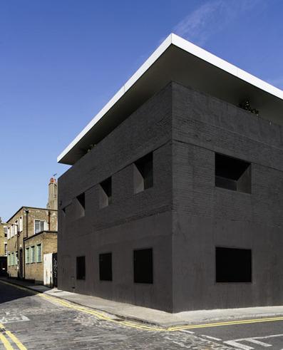 Dezeen » Designed in Hackney: Dirty House by David Adjaye | CAP IMAGE | Scoop.it