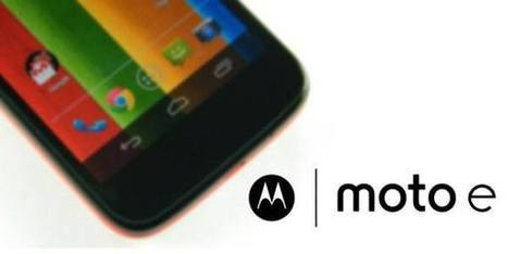 Moto E images leaked ahead of launch! | Free Classified Ads India | Scoop.it