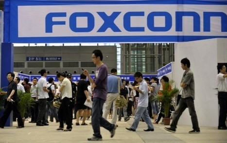iPhone Maker Foxconn Plans To Invest $30 Million In New U.S. Plant | Apple | Scoop.it