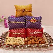 Set of 5 Rakhis - Pairs of 5 Rakhi | Rakhibazaar.com | Rakhi Sepcial | Scoop.it