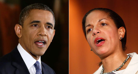 Lying Obama steamed over Susan Rice - His Voice 'Dripping with Contempt' about Mc Cain | News You Can Use - NO PINKSLIME | Scoop.it