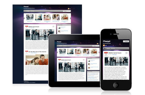 15 Free Wordpress Themes with a Responsive Layout | WordPress FR | Scoop.it