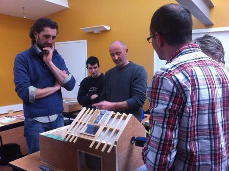 Artisanat : le Pays Pévèlois crée l'association des Eco-bâtisseurs   PAYS PEVELOIS   Scoop.it